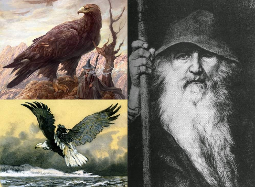 Gandalf ispirazioni