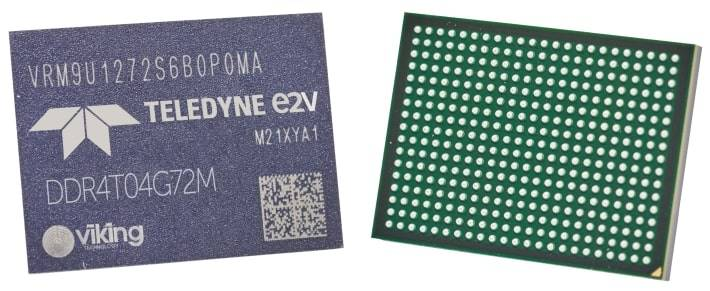 Teledyne e2v 4GB DDR4T04G72M