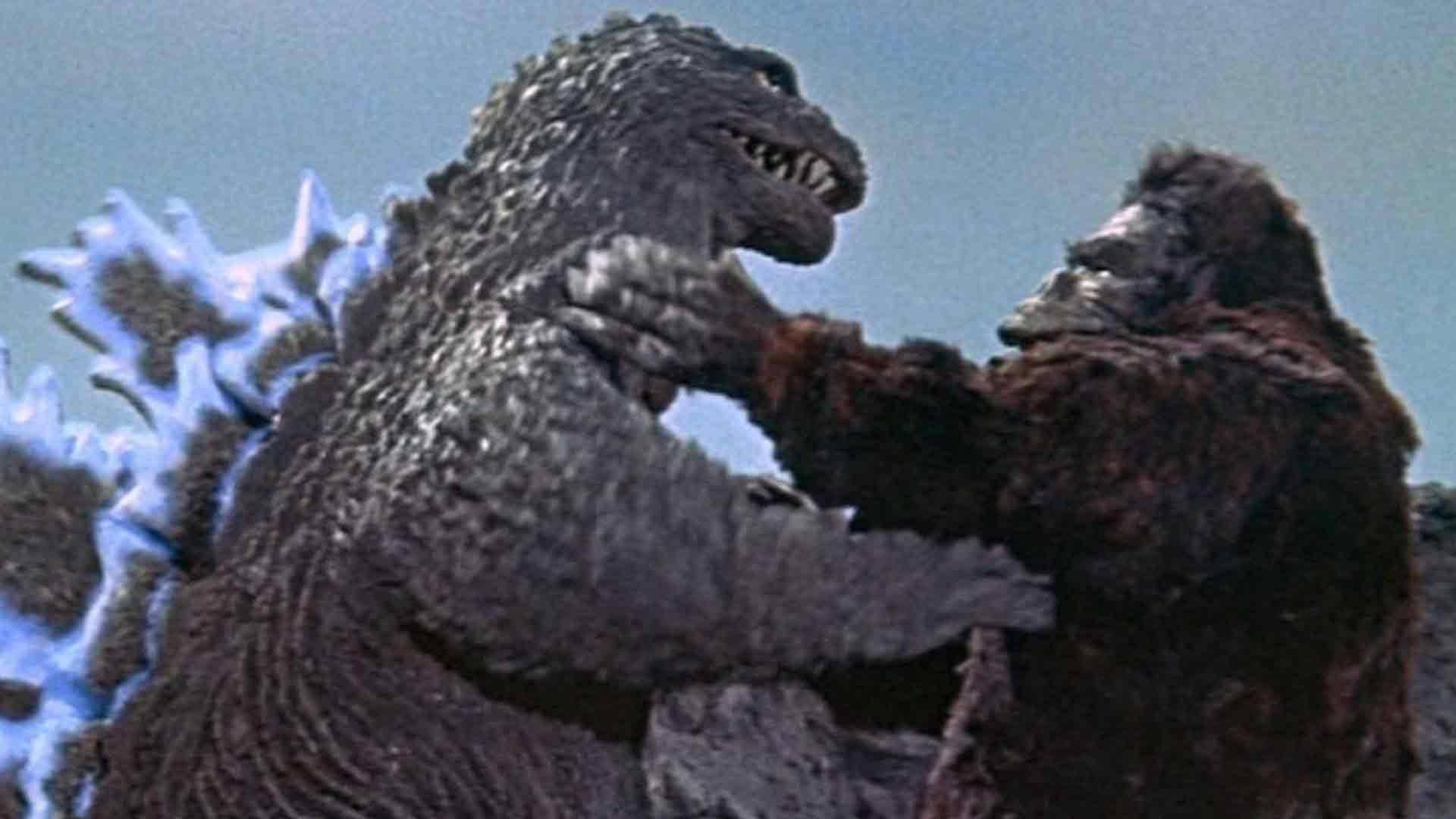 Godzilla, Re dei Kaiju
