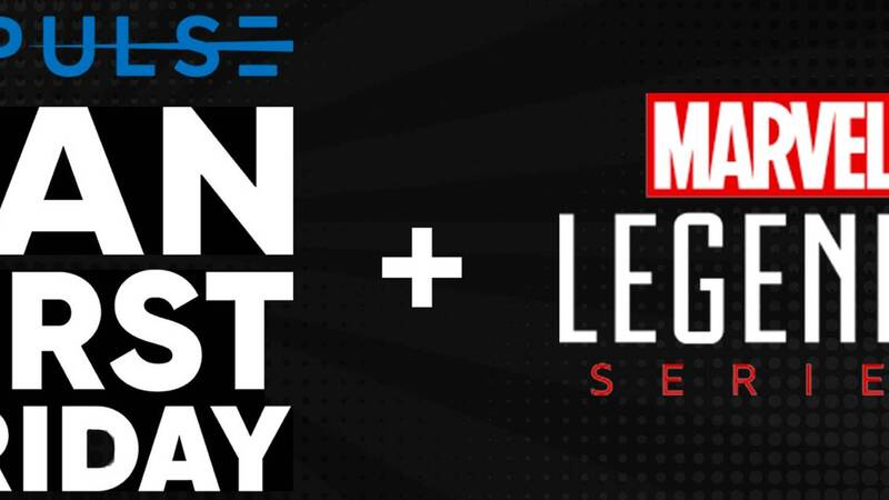 Hasbro Fan First Friday: le nuove action figure della linea Marvel Legends Series