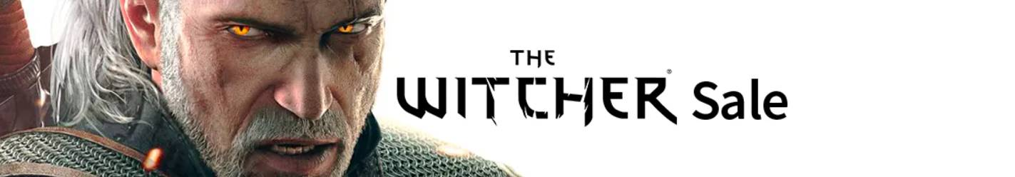 Humble Bundle The Witcher