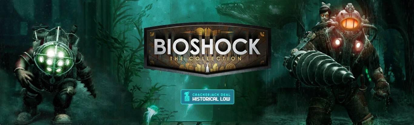 IndieGala BioShock
