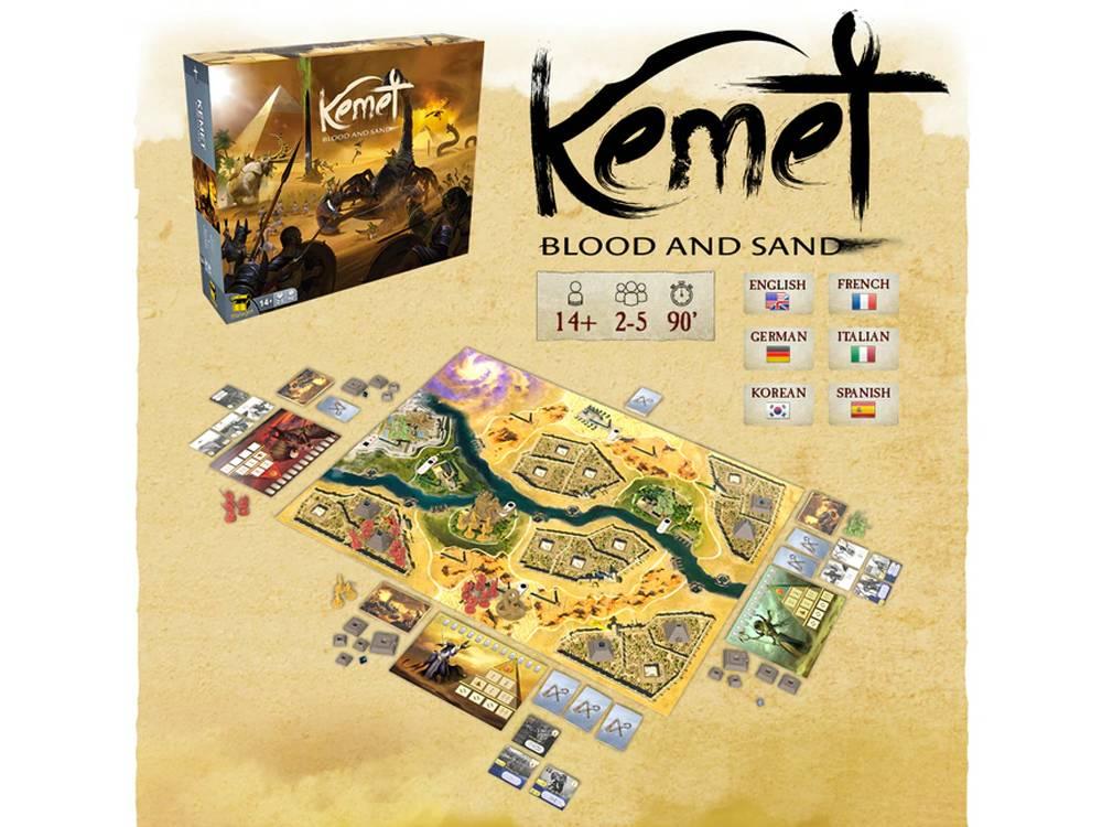 Kemet: Sangue e Sabbia