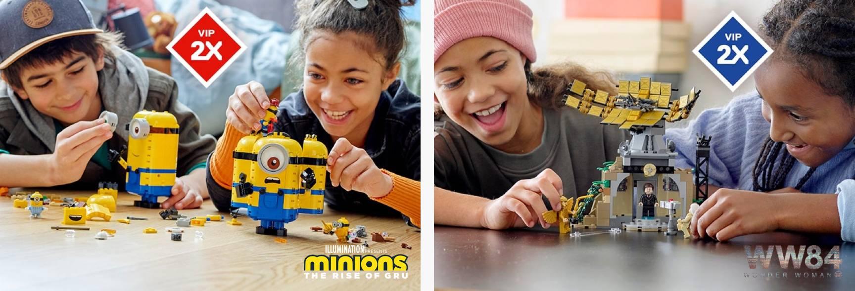 Lego VIP - maggio 1