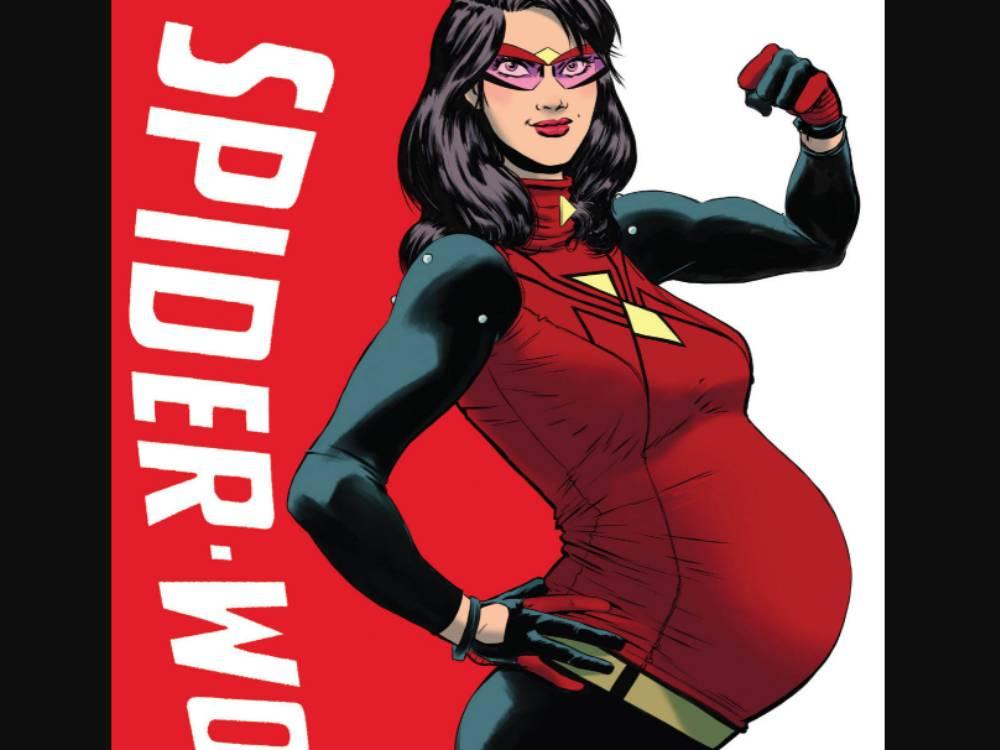 Mamme super nella Marvel