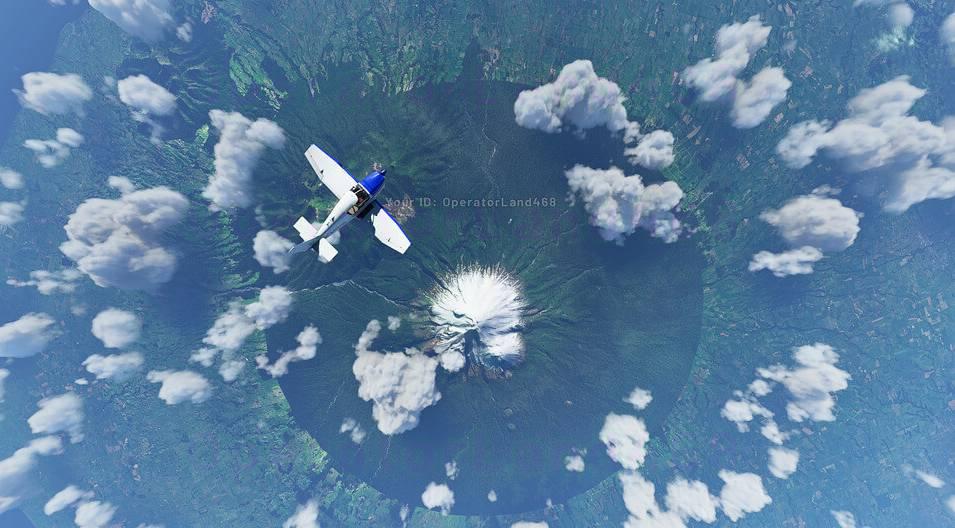 Microsoft Flight Simulator MEraviglie