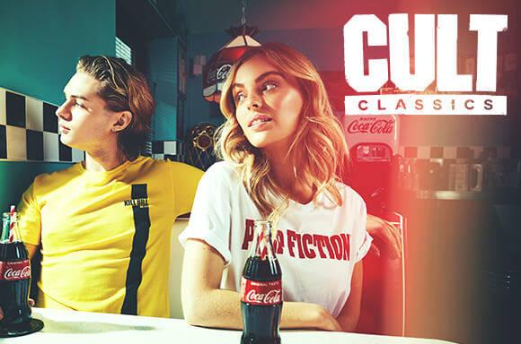 offerta T-shirt cult classic su Zavvi