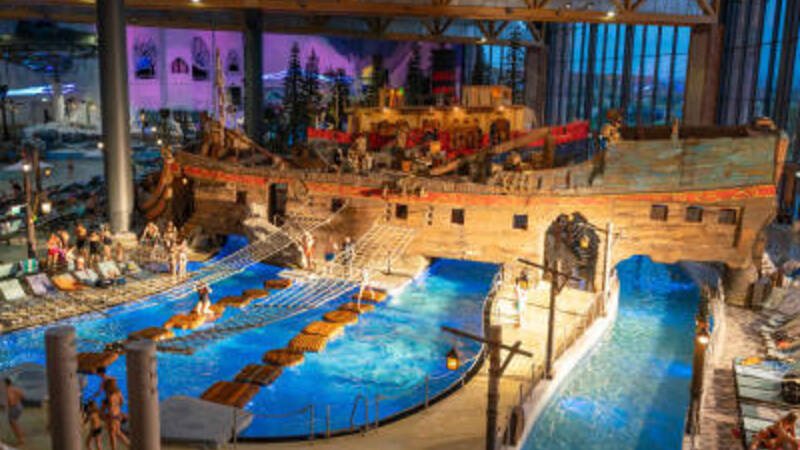 Rulantica Schwimmbad