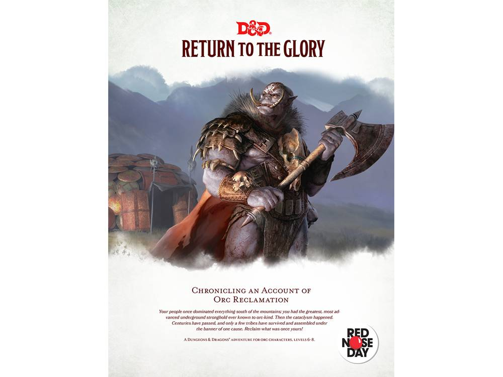 Return to the Glory