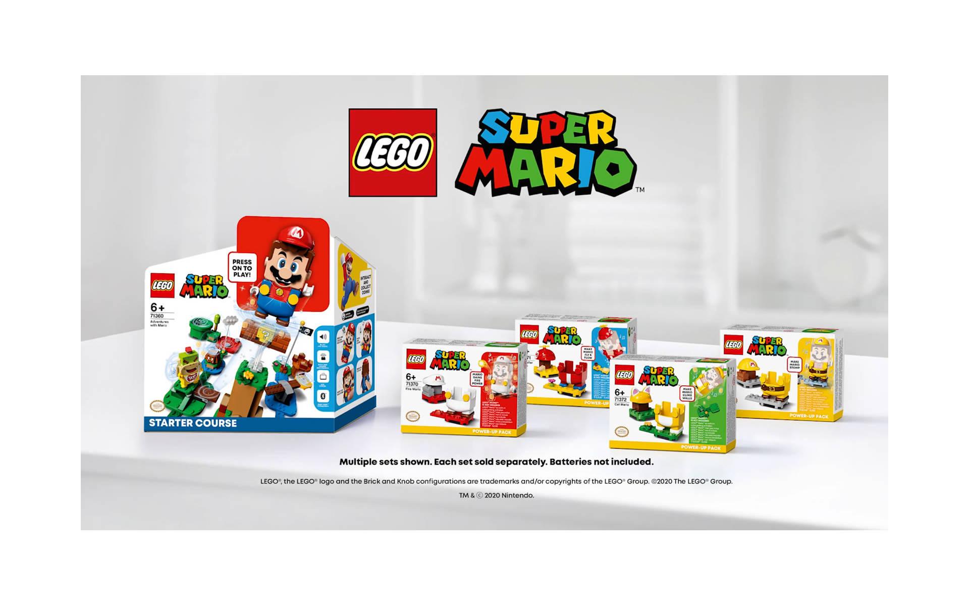 Super Mario Pack