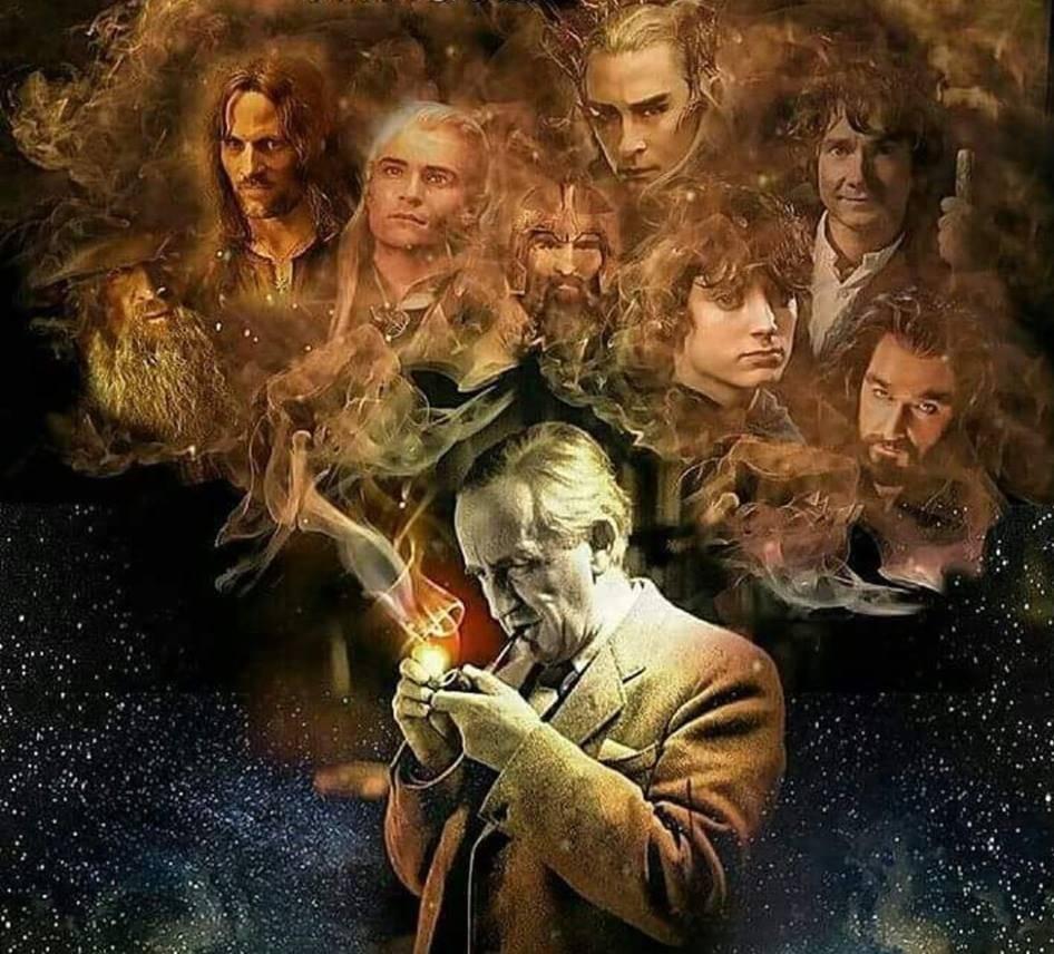 Tolkien e i suoi personaggi
