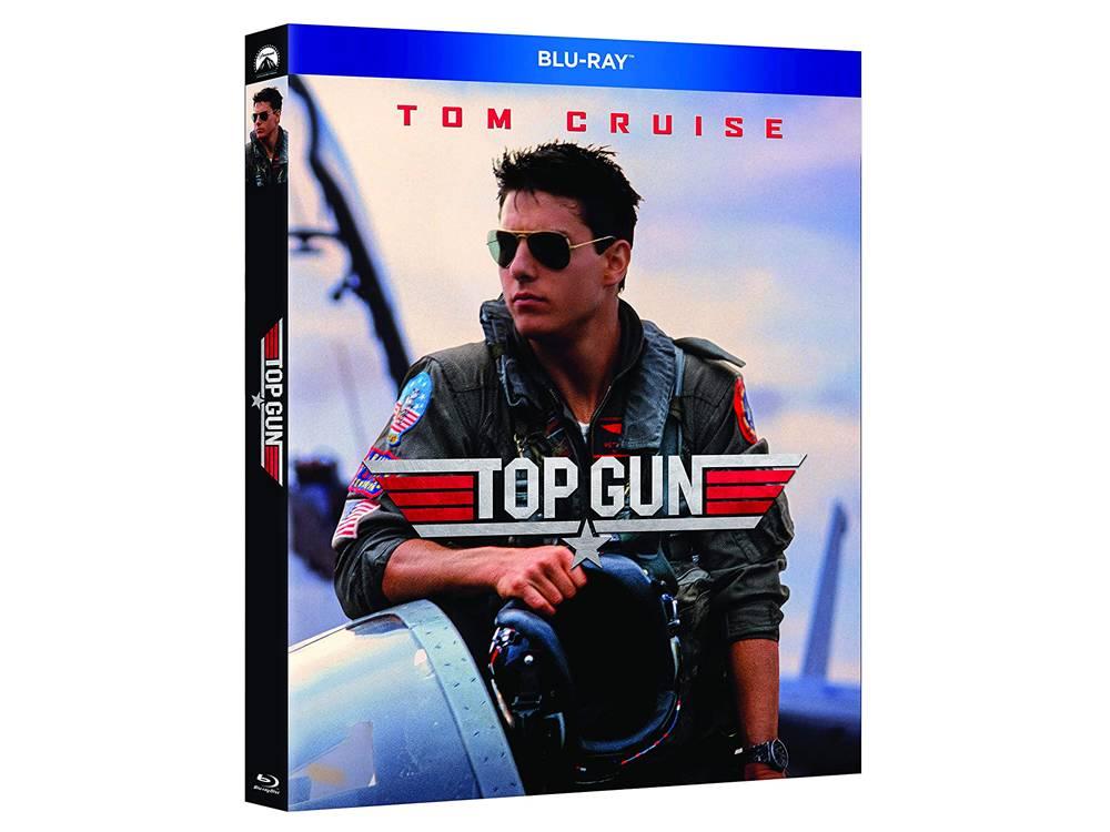 Top Gun Blu-ray e 4k Ultra HD