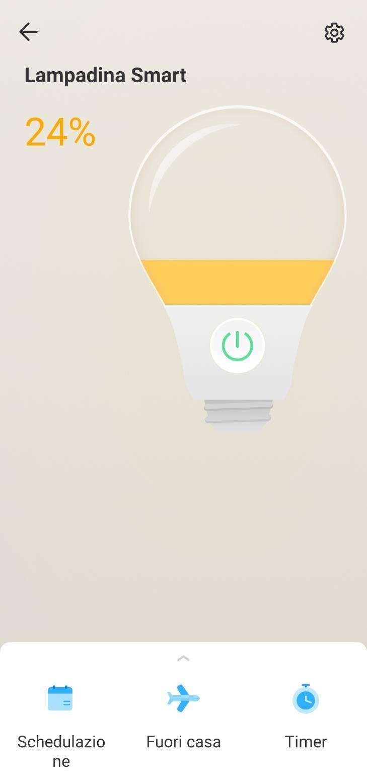 App lampadina