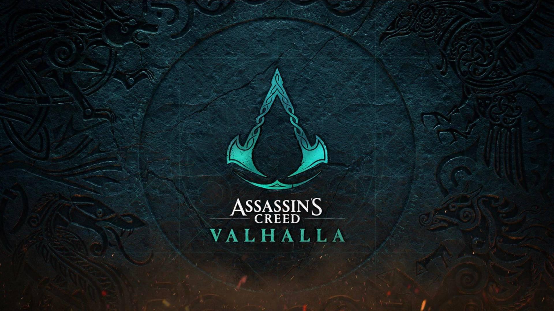 Valhalla Logo - AC Valhalla - Assassin's Creed Valhalla
