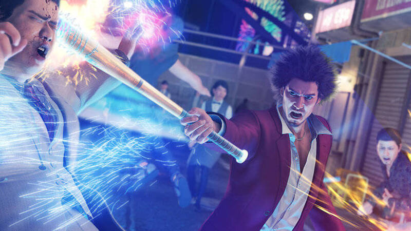 Yakuza Like a Dragon has a release date for PS5 as well