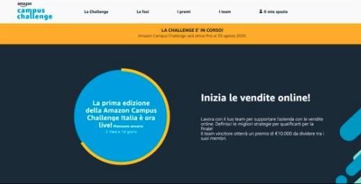 Amazon Campus Challenge