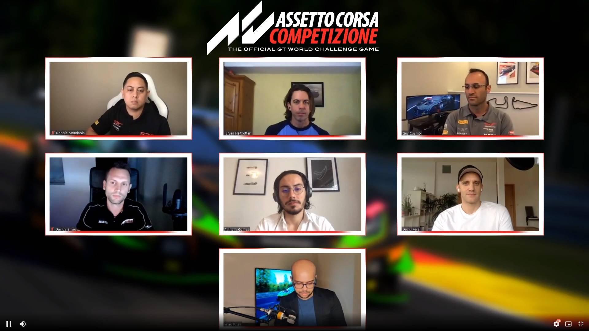 Assetto Corsa Competizione (console)