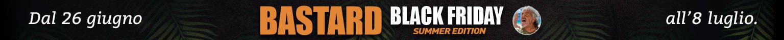 banner bastard black friday unieuro 2020