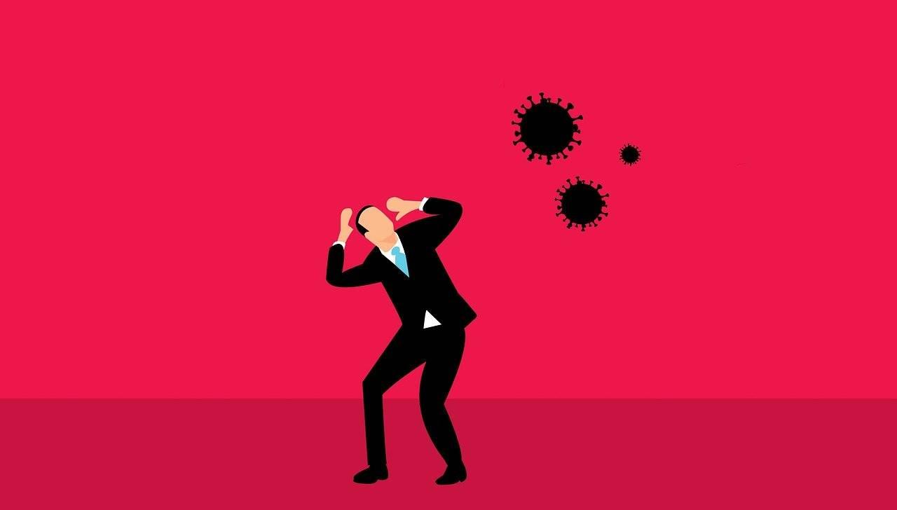 Coronavirus illustrazione