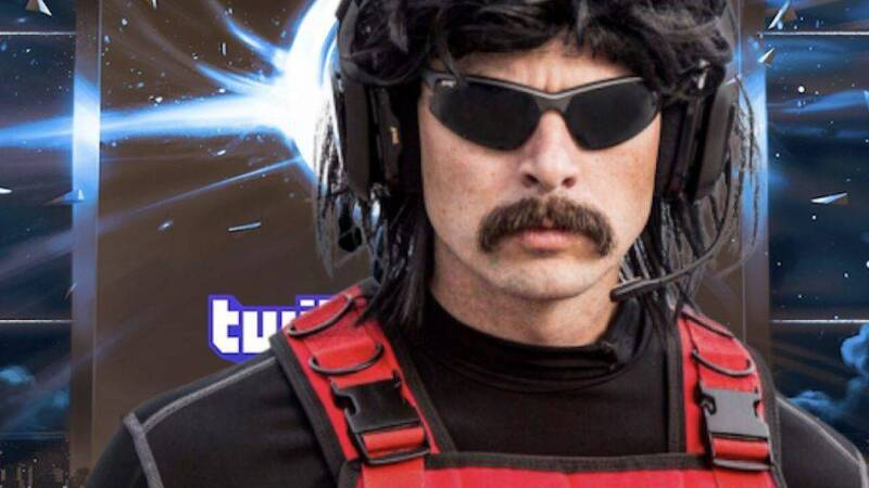 Call of Duty Warzone: Dr. Disrespect harshly criticizes Season 2