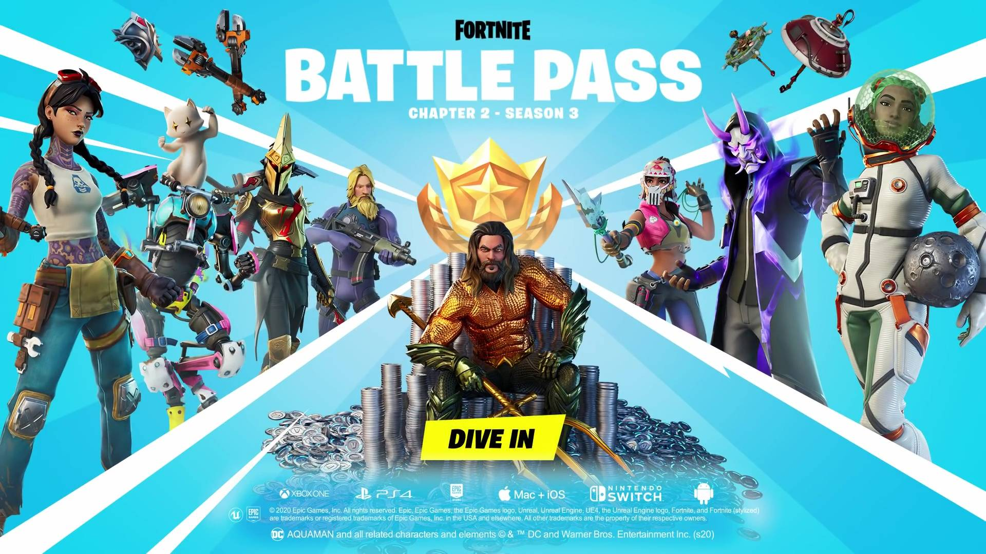 Fortnite Stagione 3