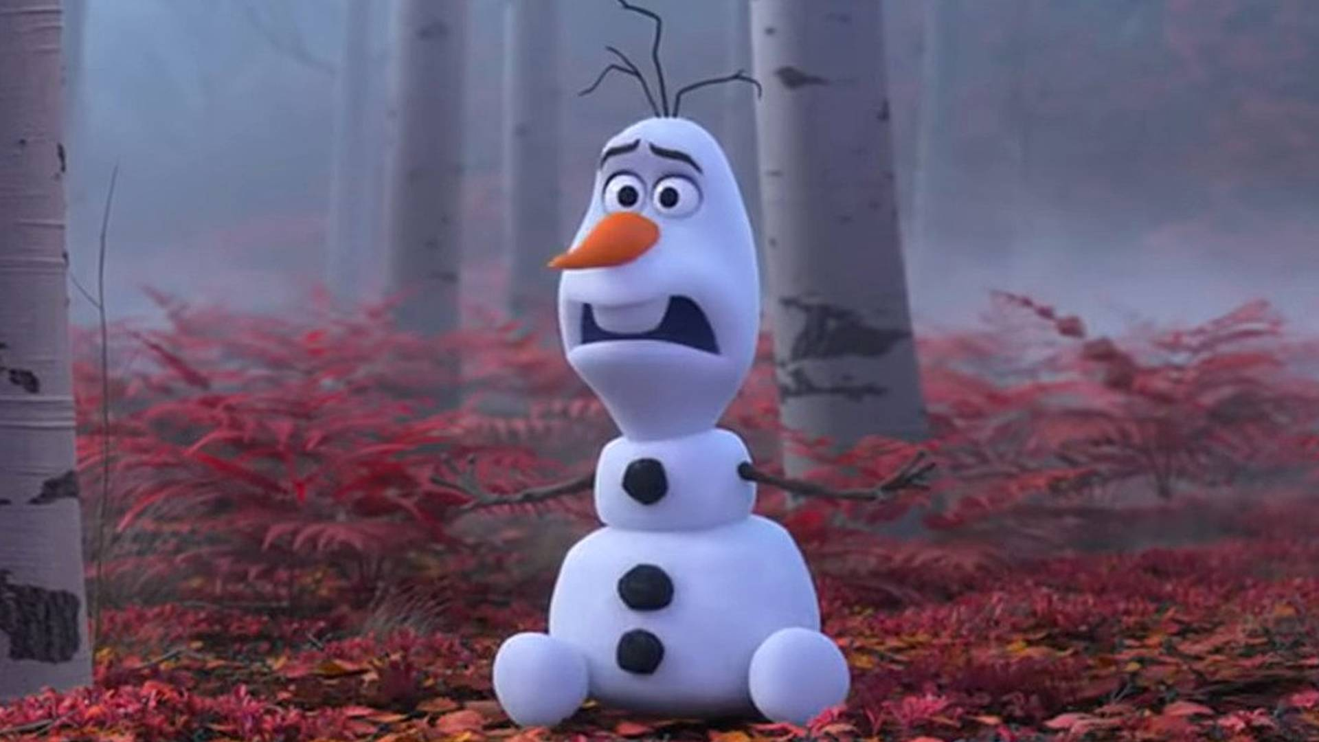 Frozen Josh Gad