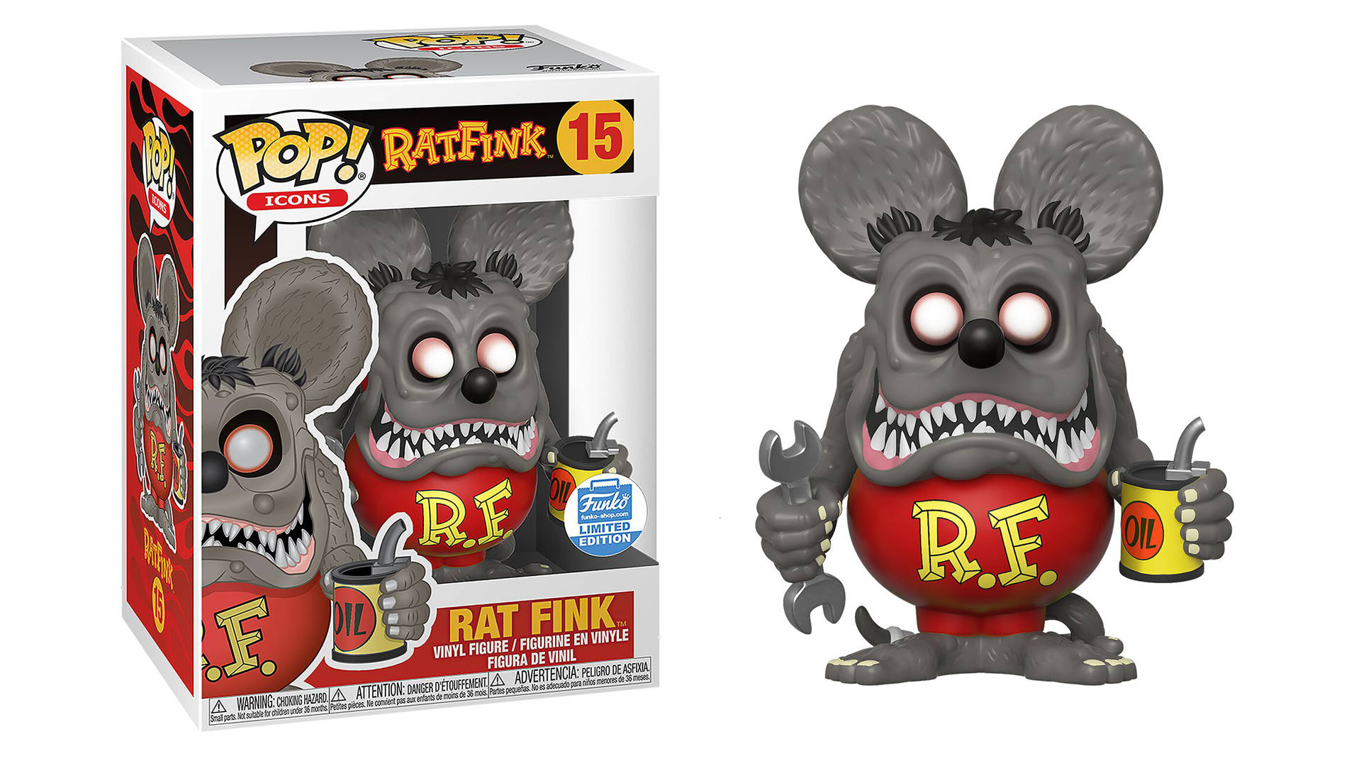 Funko POP! Limited Edition