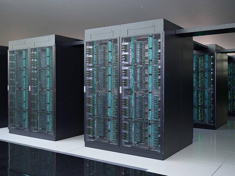 Supercomputer Fujitsu Fugaku 1