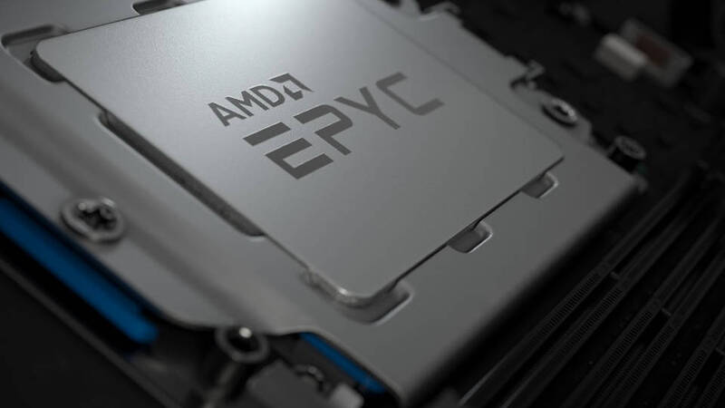 AMD, new information on EPYC CPUs with Zen 4