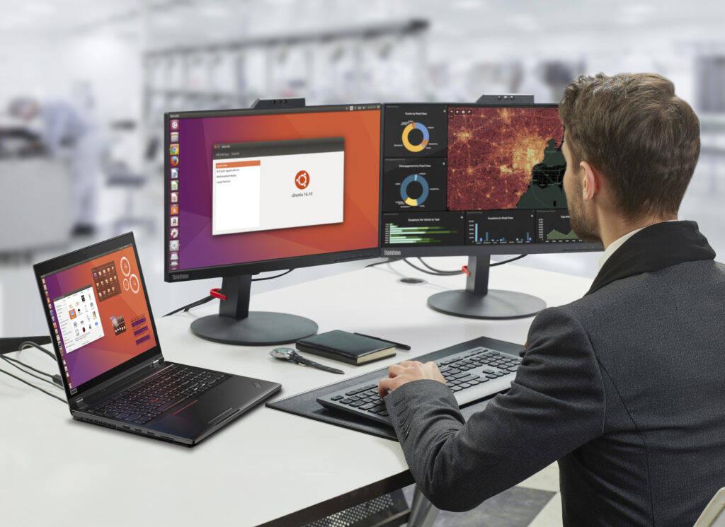 Lenovo ThinkPad-P53_Ubuntu