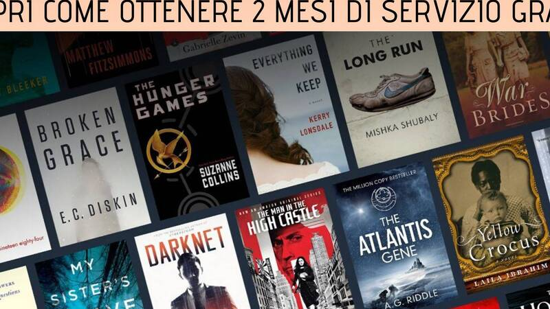 2 months free of Kindle Unlimited, here's how to get them!