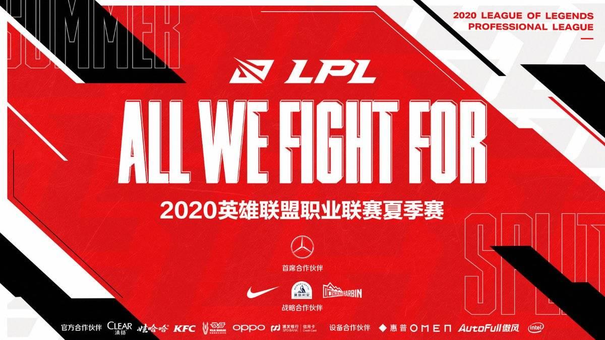 league of legends esports lpl