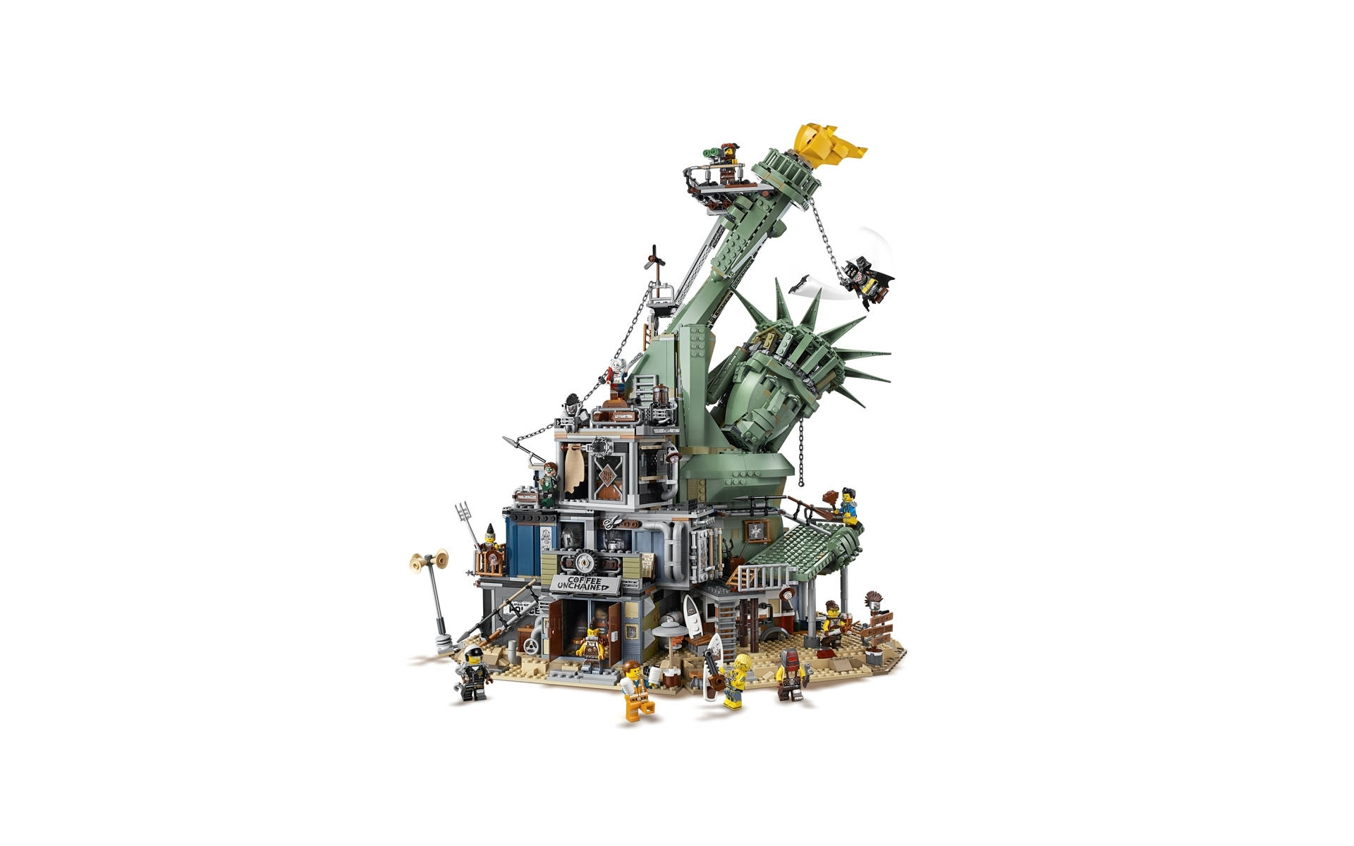 LEGO Statua della Libertà