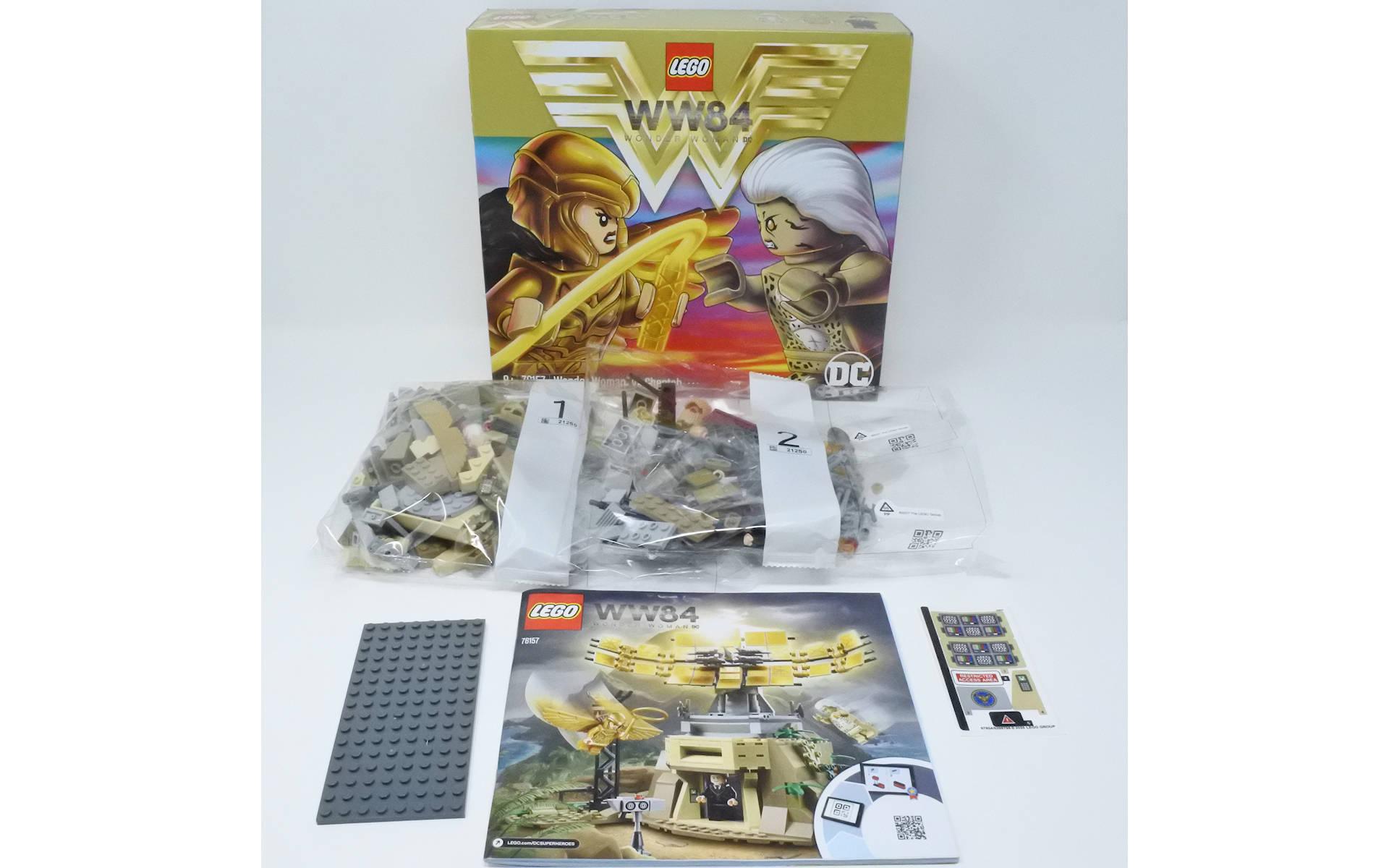 LEGO Wonder Woman 1984