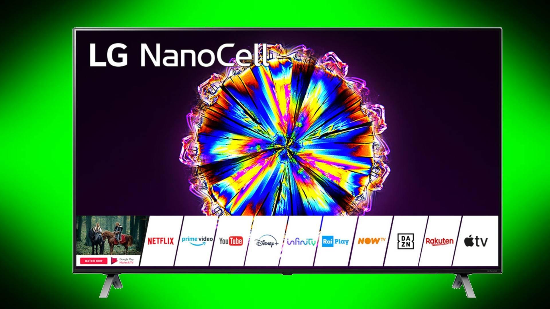 LG Nano 90 55