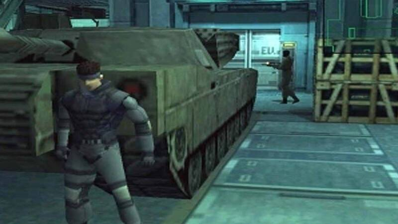GTA 5 would be the perfect remake of Metal Gear Solid, here's the proof