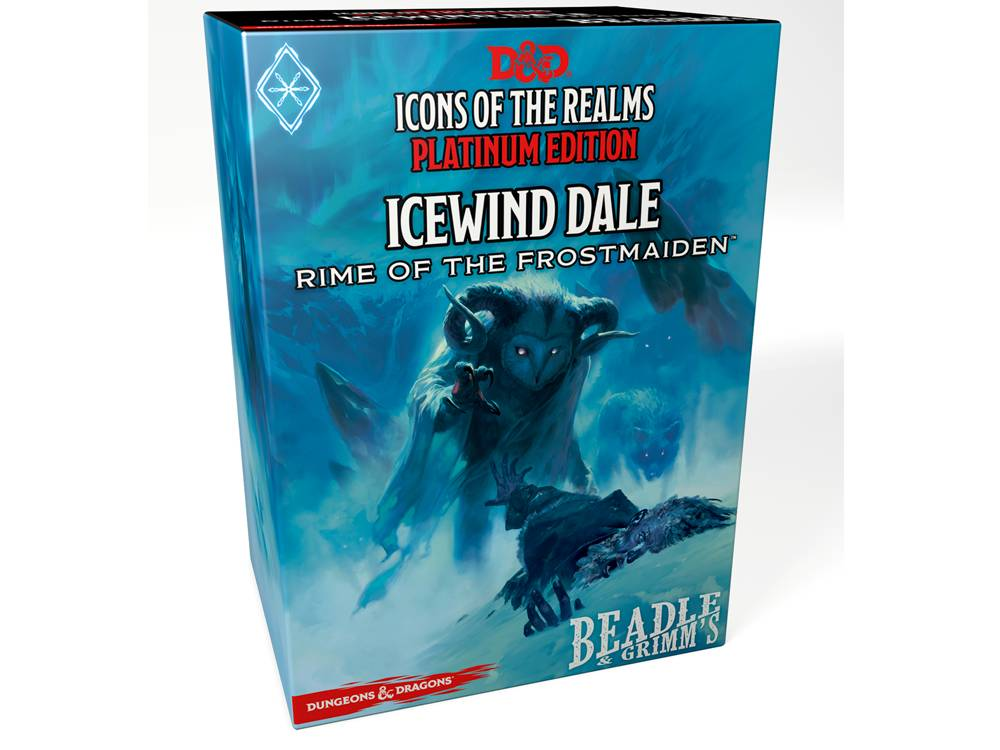Platinum Edition Icewind Dale: Rime Of The Frostmaiden