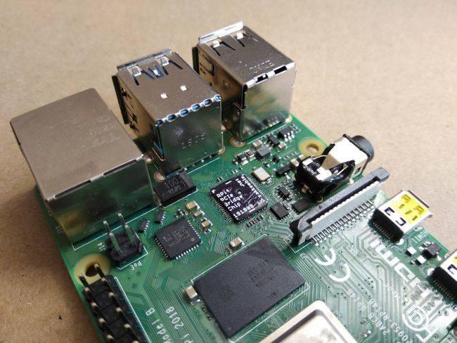 Raspberry Pi 4 PCIe