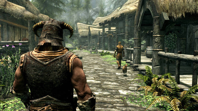 Skyrim: physical copy of the game sold for a shocking price