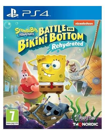 Spongebob verticale PS4