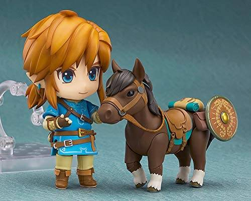 The Legend of Zelda Link Nendoroid Breath of the Wild Ver. DX Edition