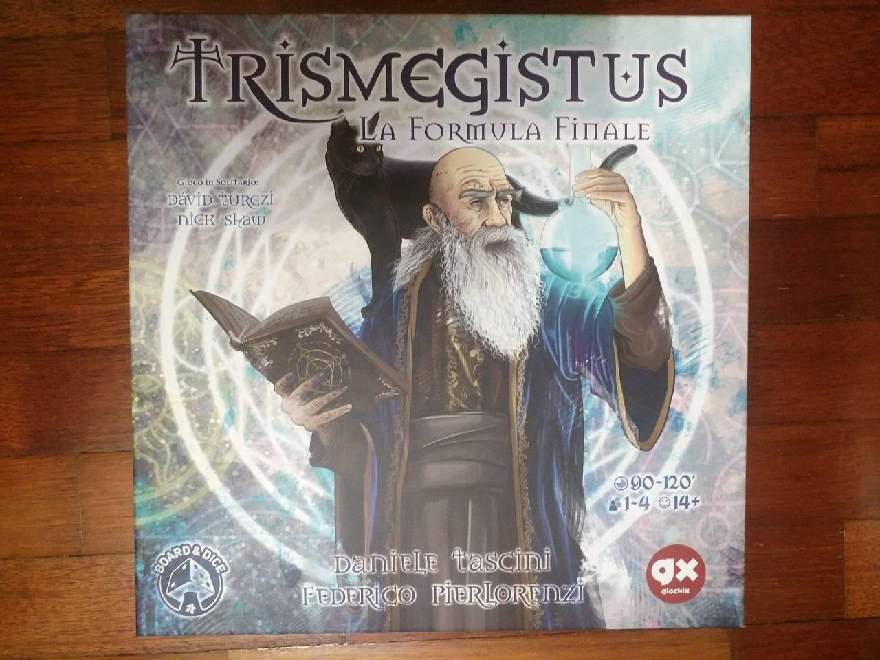 Trismegistus - La Formula Finale