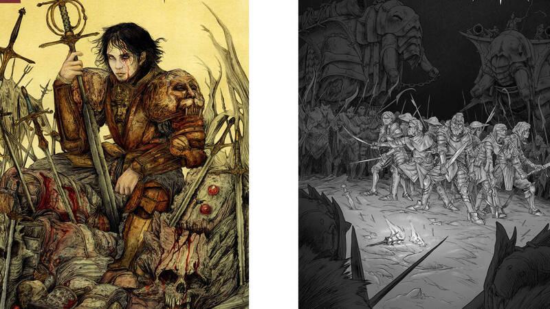 In arrivo Valraven, il nuovo gioco di The World Anvil | Cultura Pop