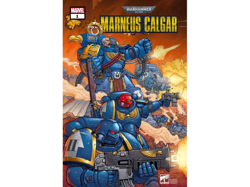 Warhammer 40.000 Marvel Comics