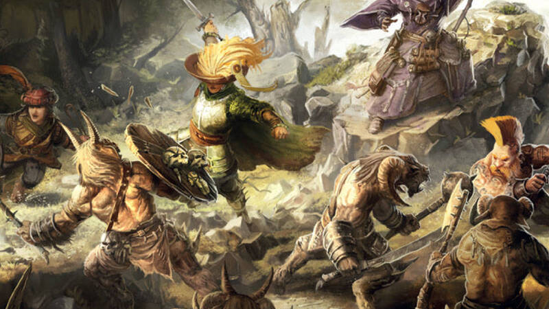 Warhammer Fantasy Roleplay Starter Set, the review