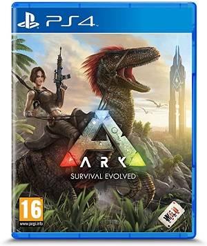 Ark Survival Evolved cover piccola