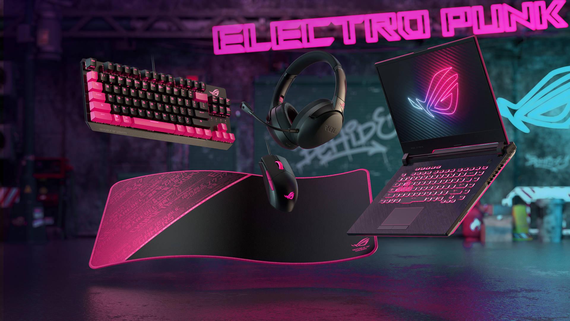 Asus Rog Strix Electro Punk