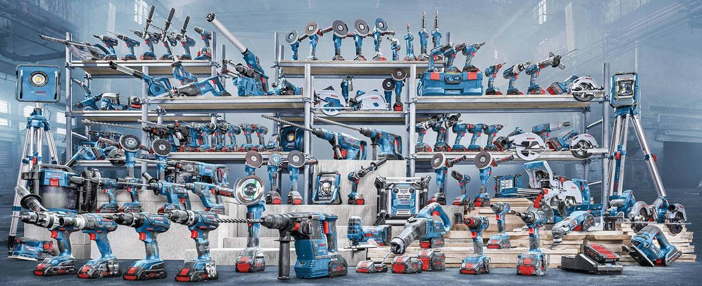 banner Bosch Professional