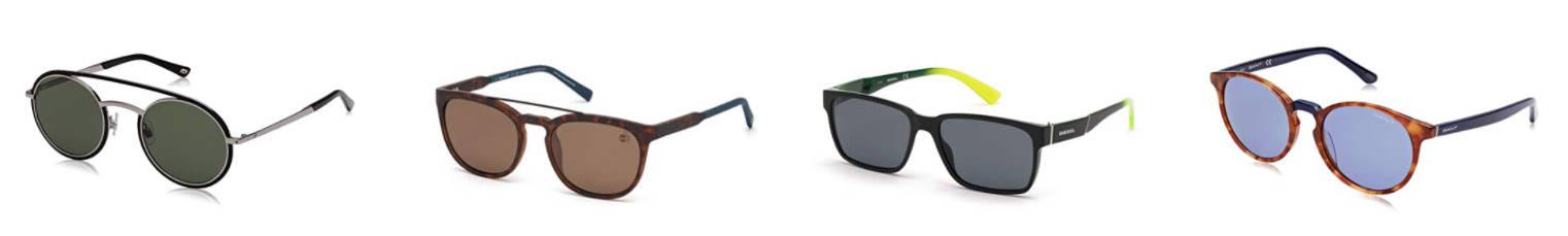 banner occhiali da sole amazon