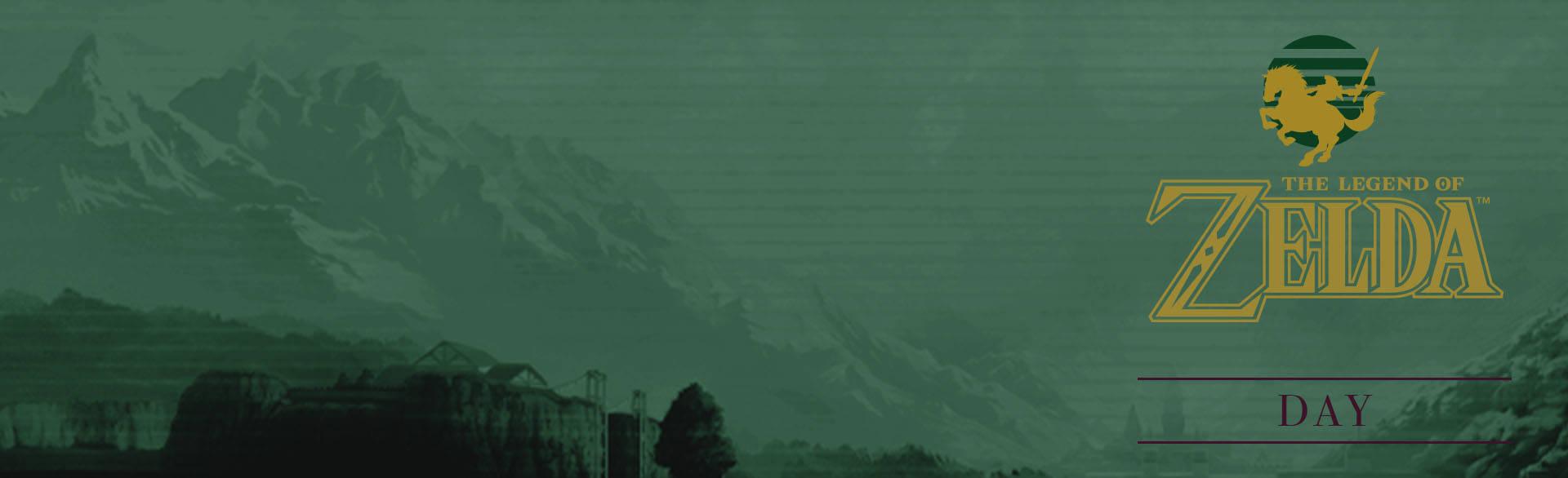 banner zelda days su Zavvi